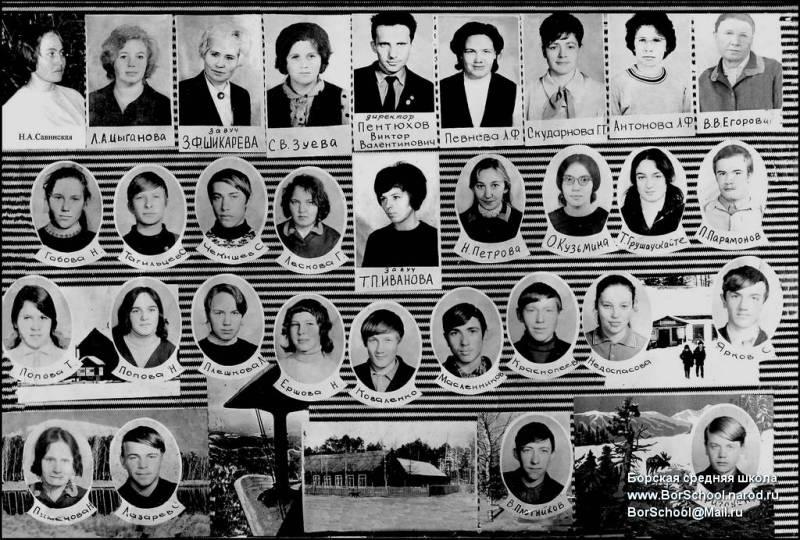 школа24 выпуск 1975 год комсомольск на амуре предстоящему празднику